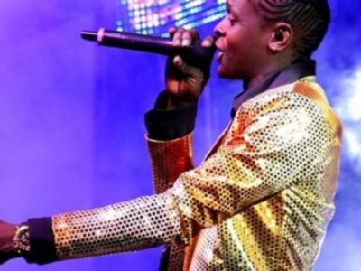 Chameleone during a previous performance