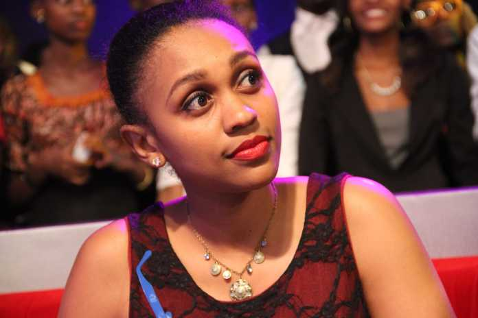 Kenyan anchor Joy Doreen Biira