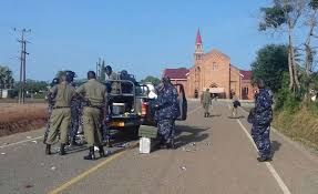 UPDF storm church