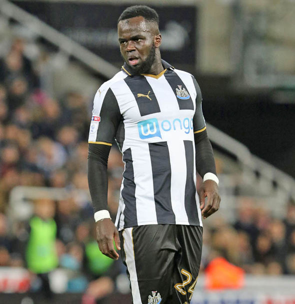 Image result for Former Newcastle United midfielder Cheick Tiote dies after collapsing in training